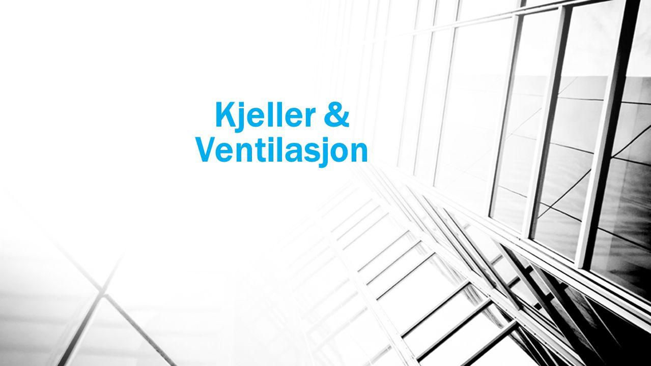 Kjeller & Ventilasjon