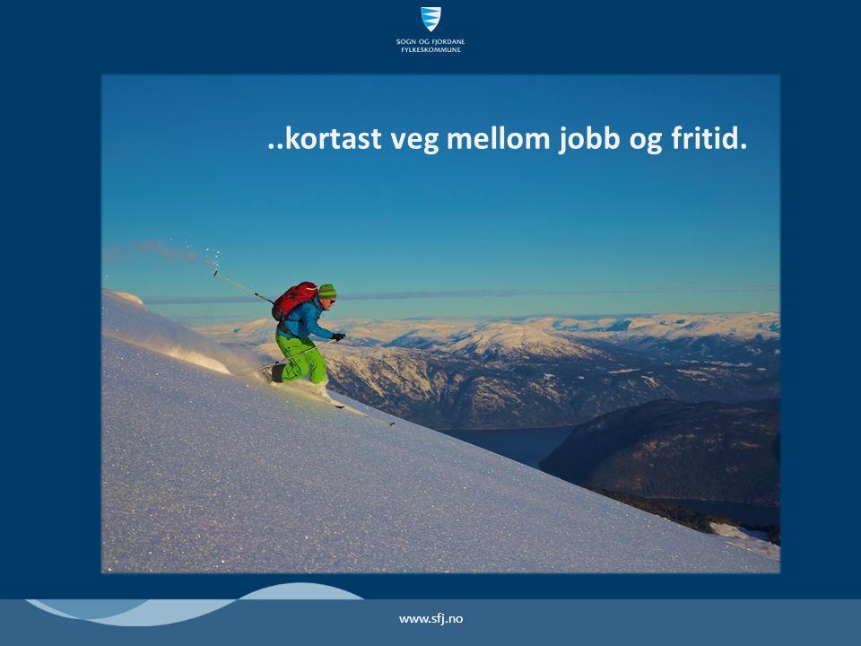 www.sfj.no..kortast veg mellom jobb og fritid.