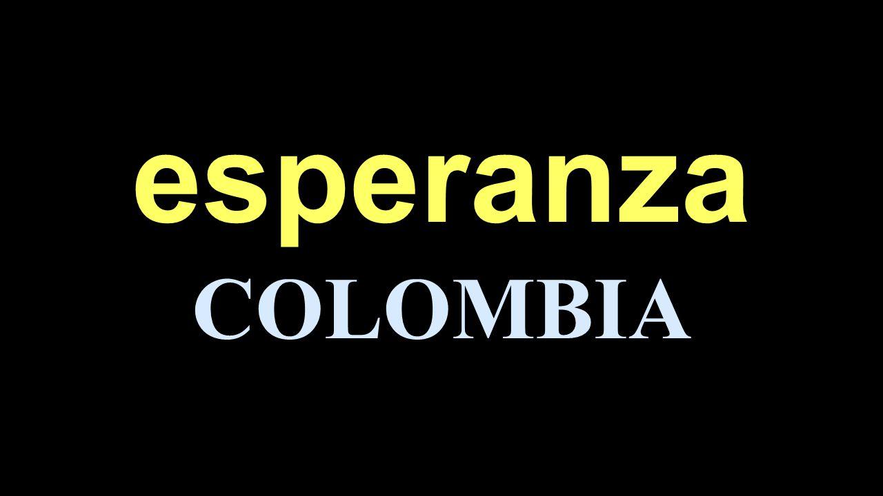 esperanza COLOMBIA