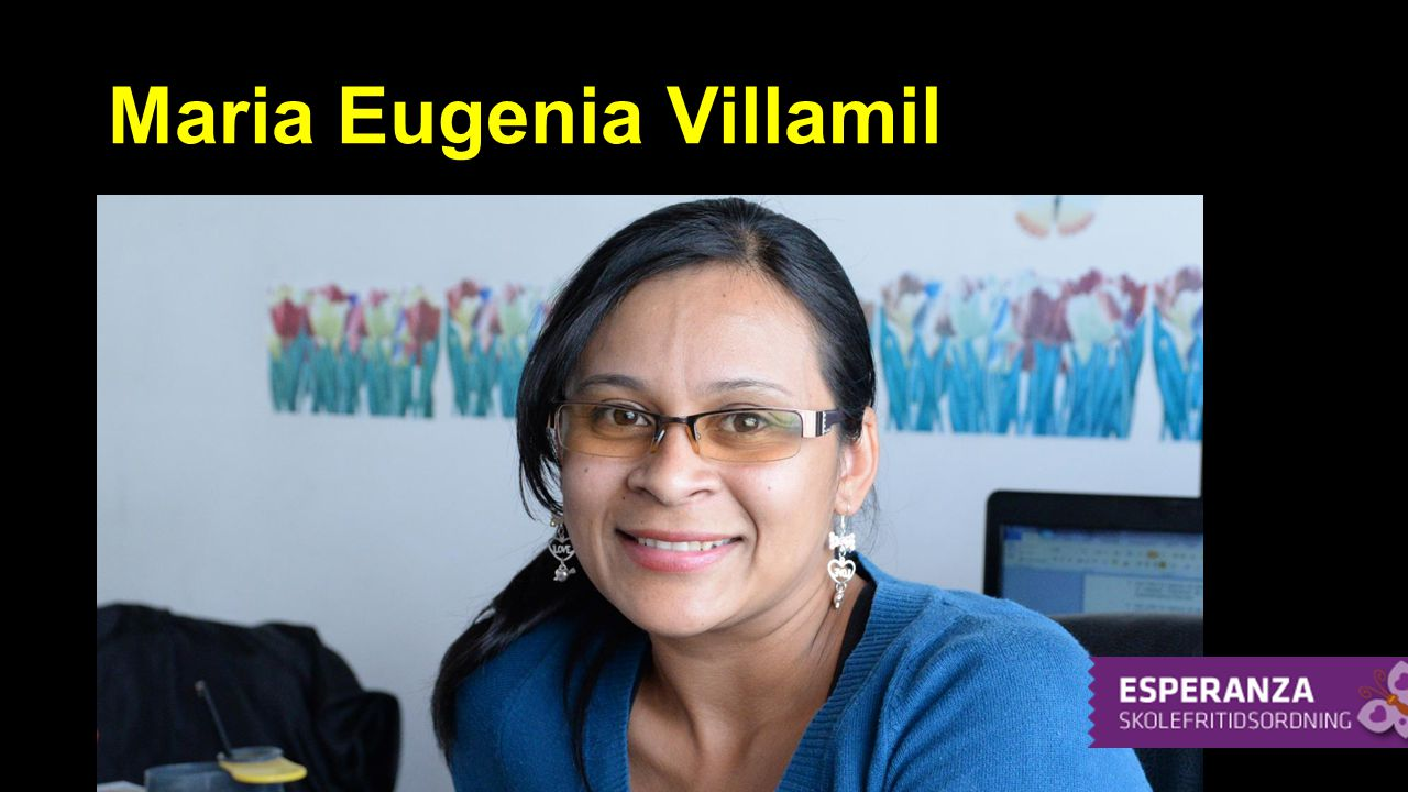 Maria Eugenia Villamil