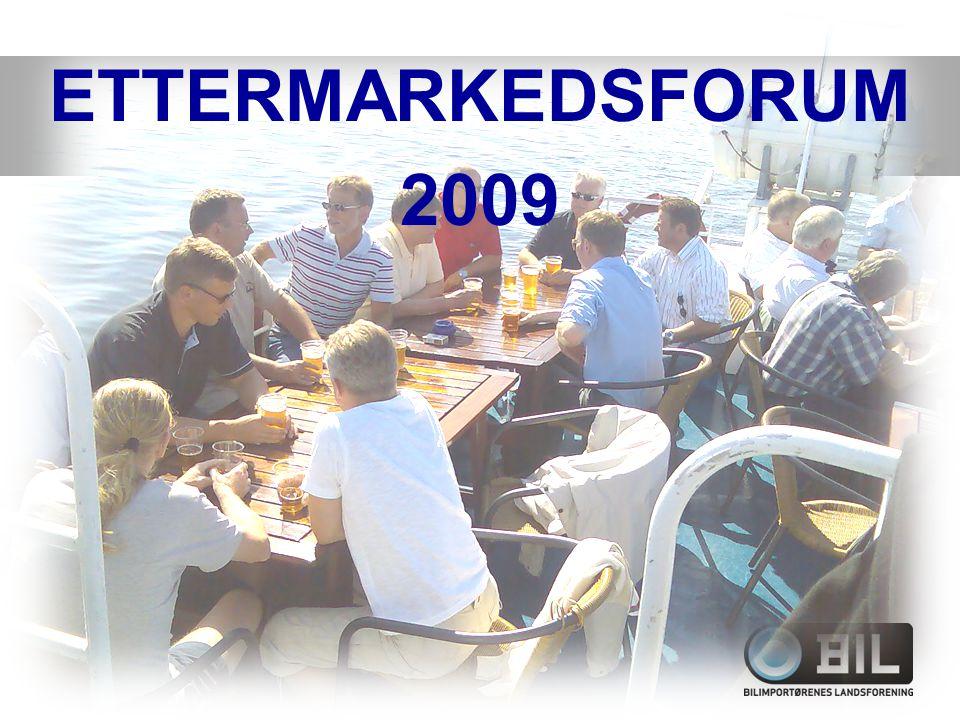 ETTERMARKEDSFORUM 2009