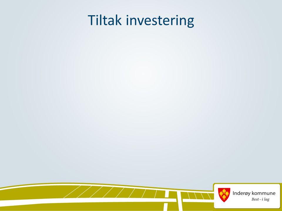 Tiltak investering