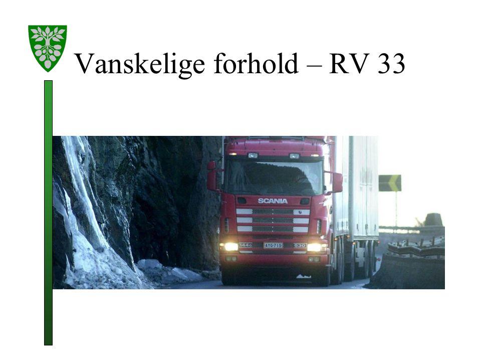 Vanskelige forhold – RV 33