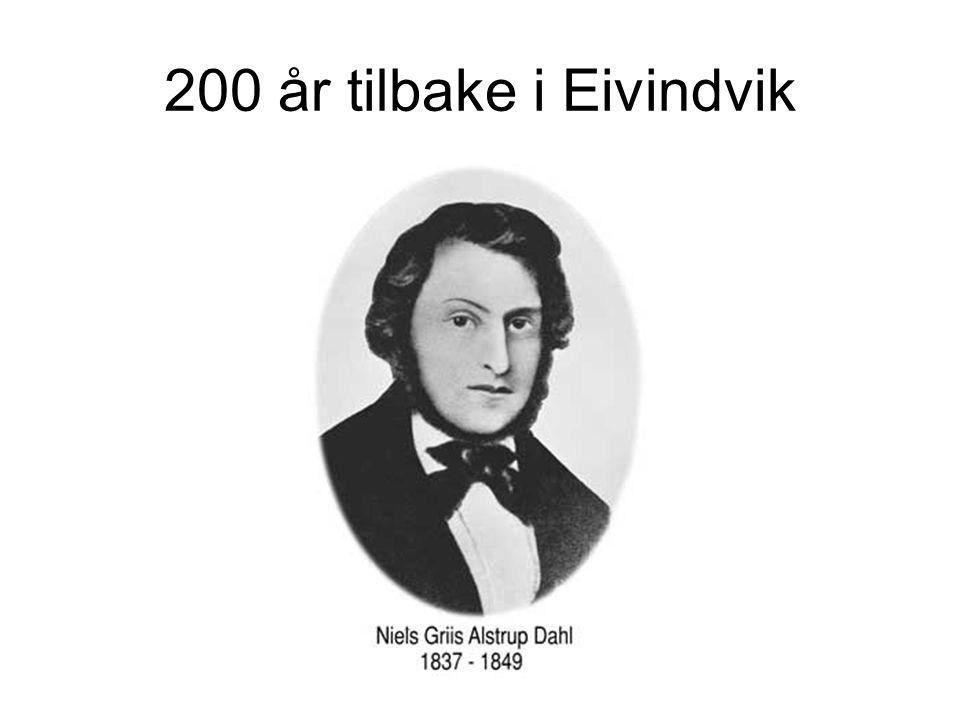 200 år tilbake i Eivindvik