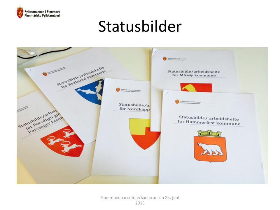 Statusbilder Kommunebarometerkonferansen 25. juni 2015