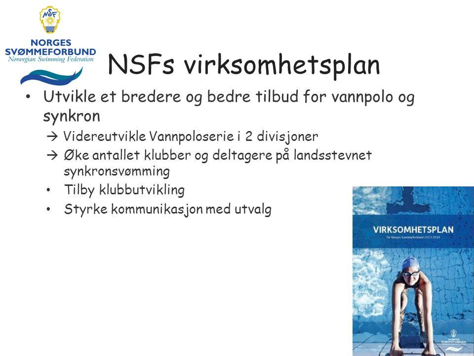 NSFs Sportslige plan 6
