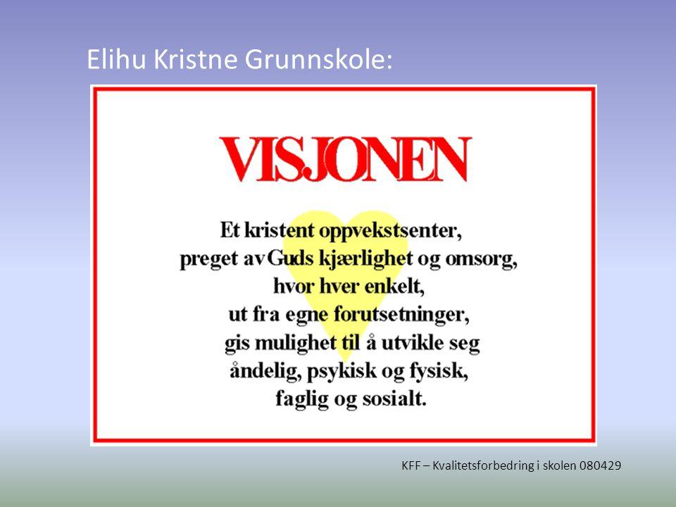 Elihu Kristne Grunnskole: