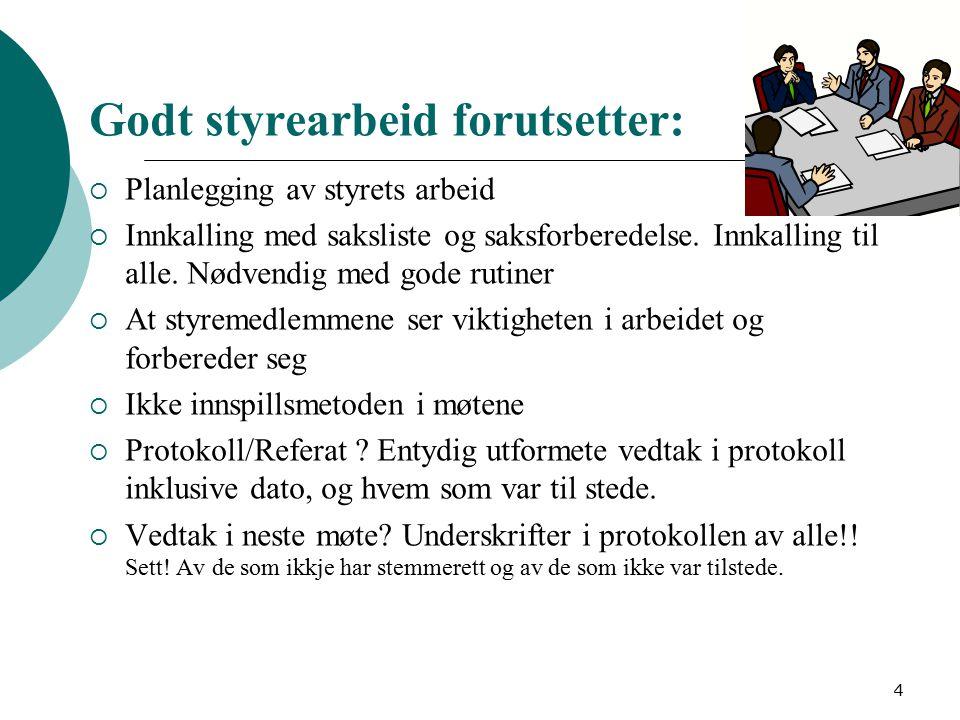 Om KFF-KSS http://www.kff-kss.no/index.php http://www.kff-kss.no/index.php Styret skal ha eit forsvarleg system for vurdering av om krava i gjeldande lover og forskrifter, og føresetnadene for godkjenninga blir oppfylte.