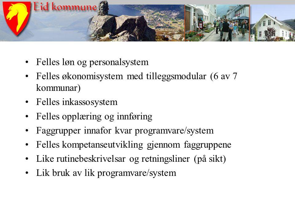 Nordfjordkommunane har vedteke felles IKT-strategi og skrive bindande samarbeidsavtalar for utvikling av nett og teneste Eigen interkommunal breibandsfiber mellom kommunane.