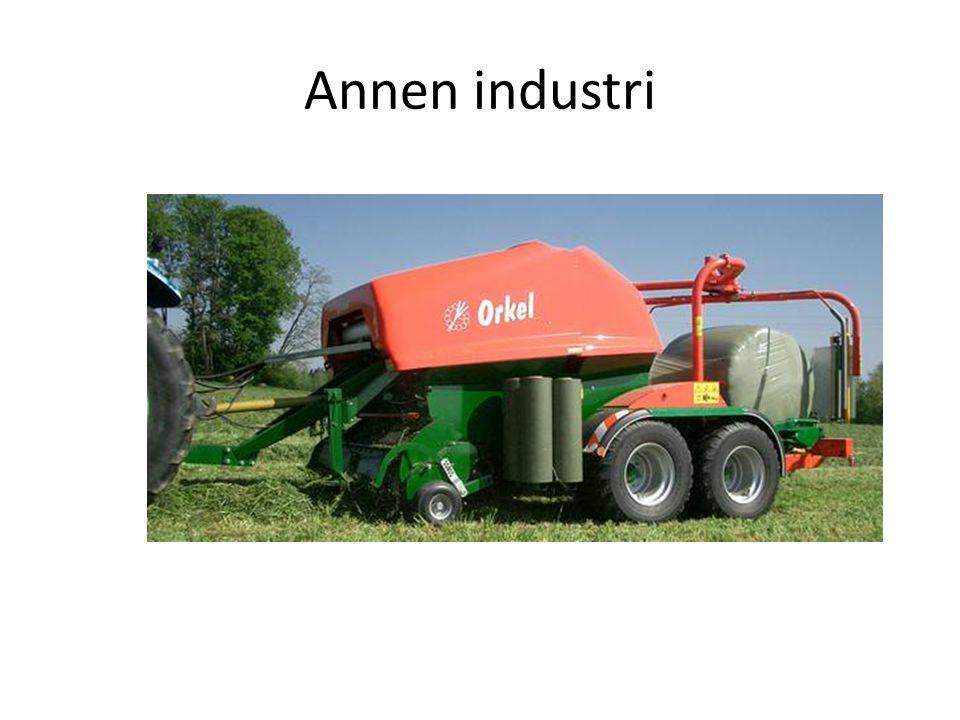 Annen industri