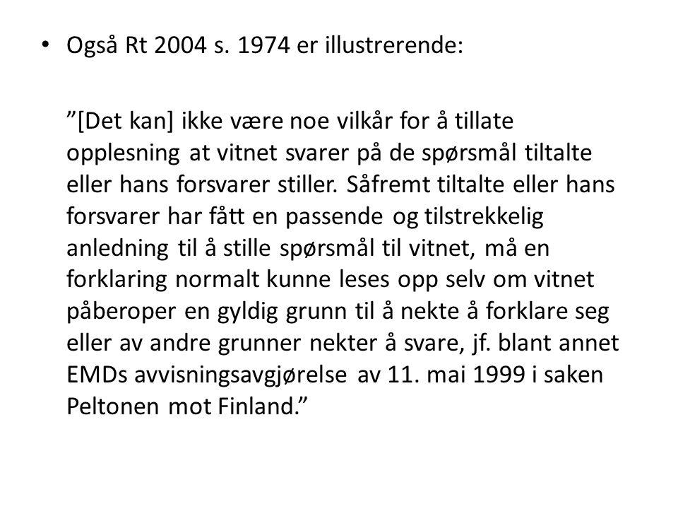 Også Rt 2004 s.
