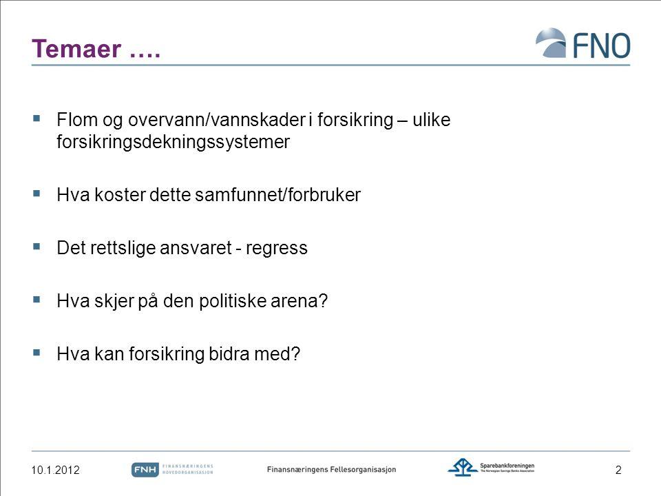 10.1.2012 Klimatilpasning av bygninger Klimaet i Norge har alltid stilt strenge krav til utforming av bygninger.