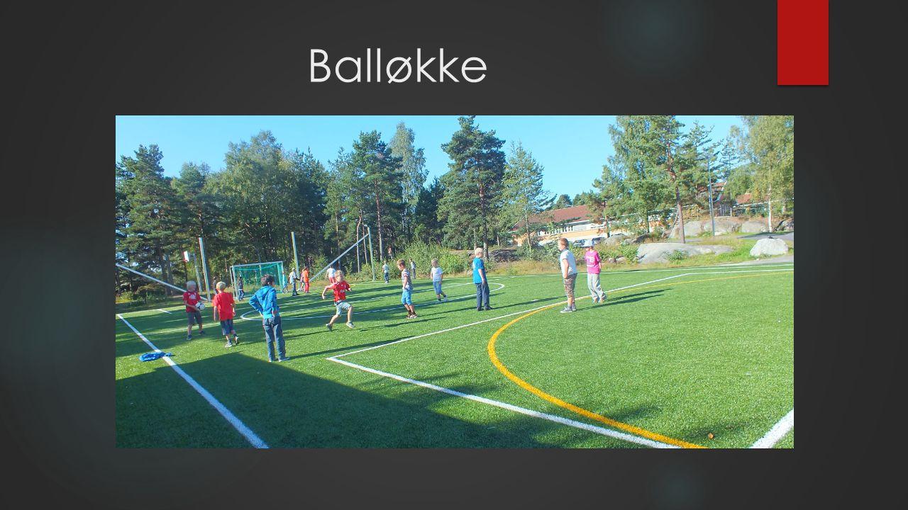 Balløkke