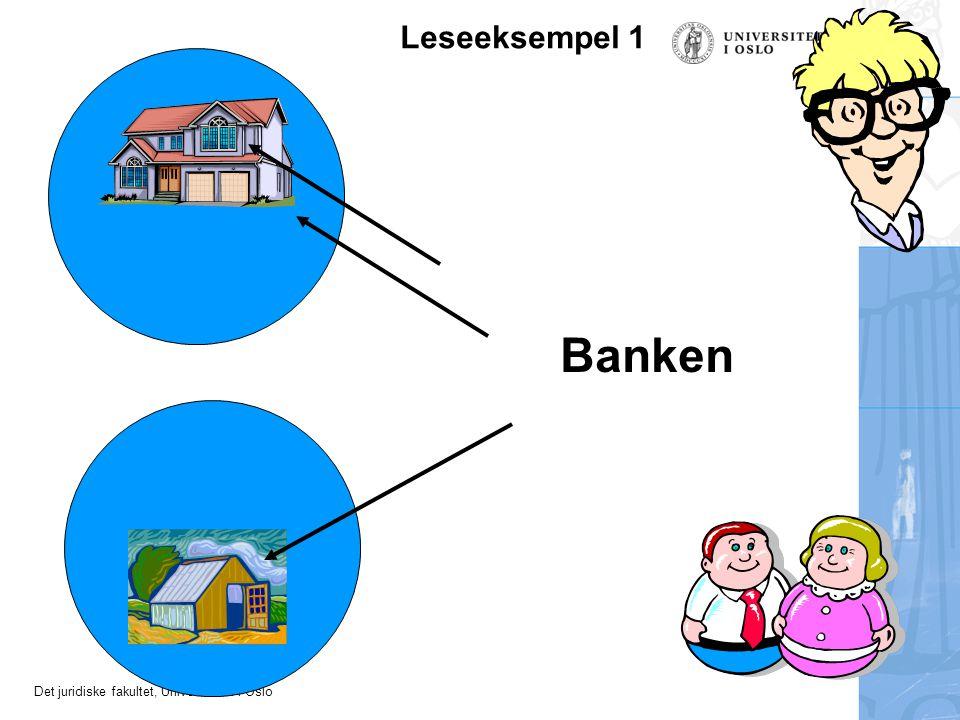 Banken Leseeksempel 1