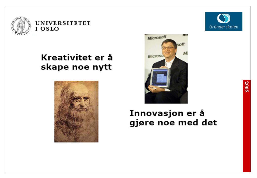 Innovasjon er utvikling gjennom blodbadet
