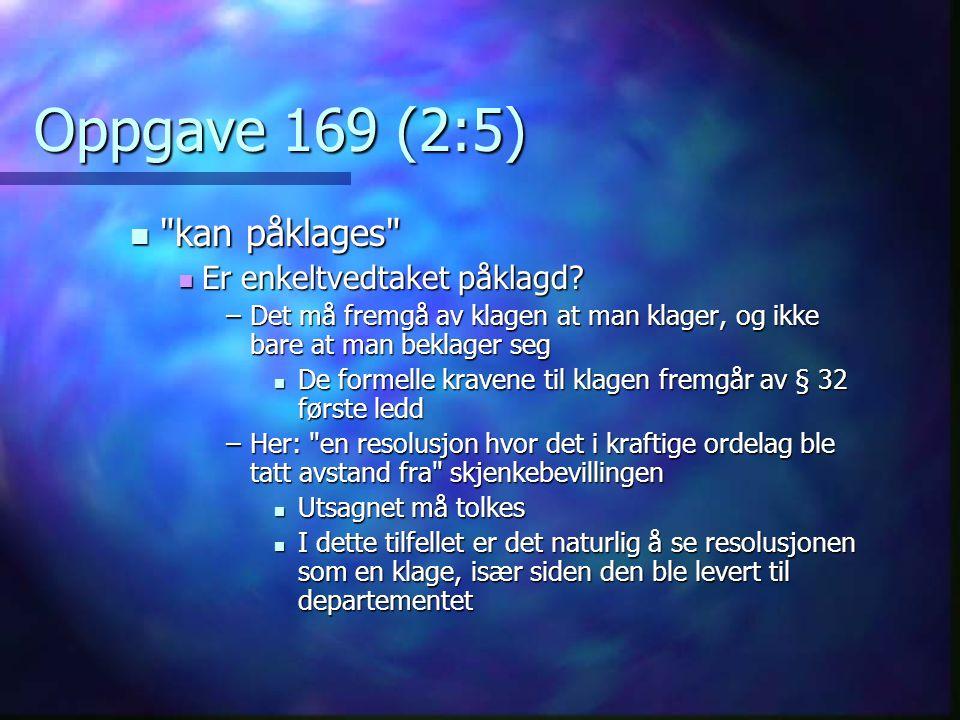Oppgave 169 (2:5)