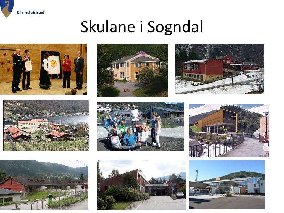 Skulane i Sogndal