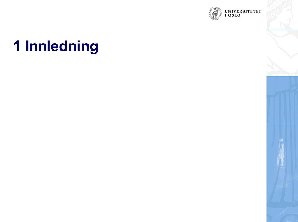 Lasse Simonsen : Praktiske forhold Opplegget Reglement § 4 Veiledning -Finne veileder -Veiledningsskjema -Veiledningstimer.