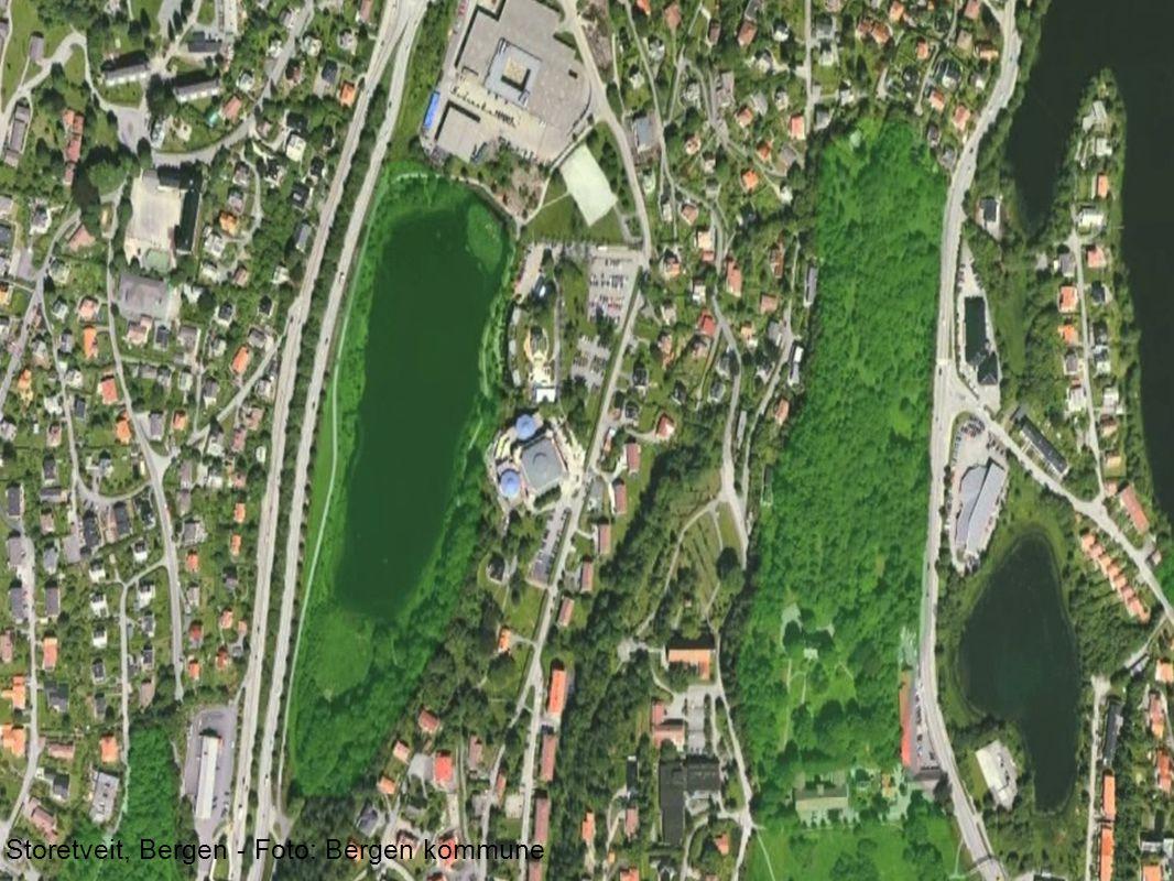 Storetveit, Bergen - Foto: Bergen kommune