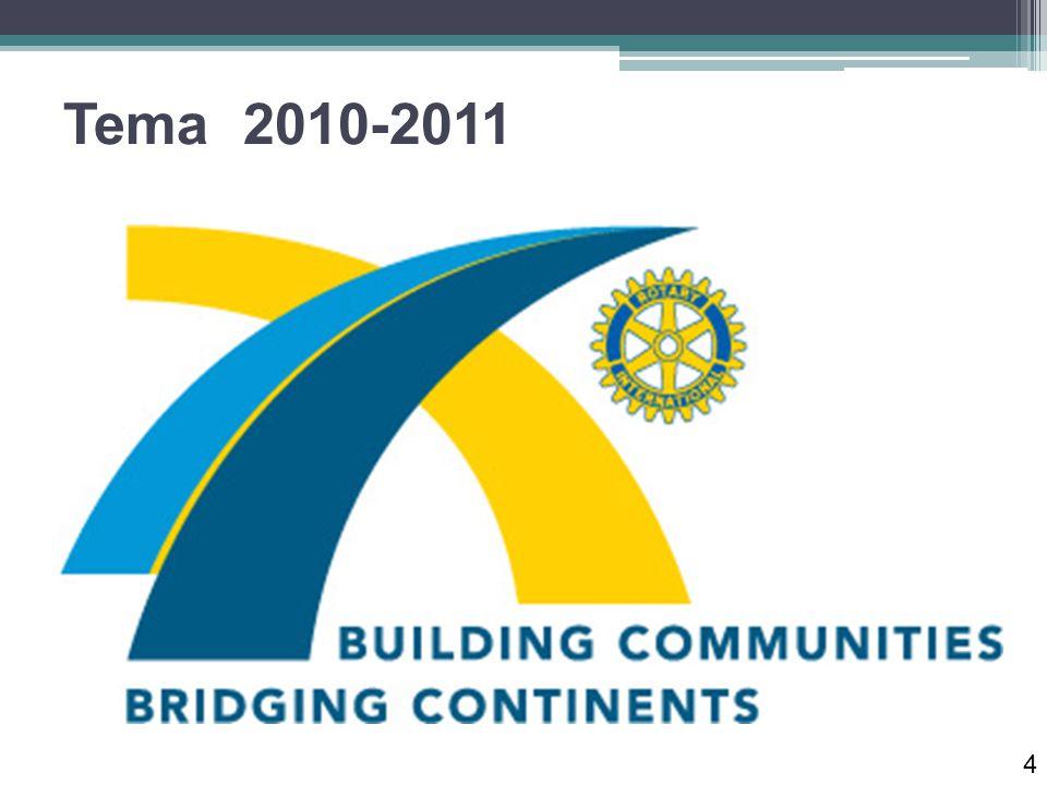 RI-Presidenten's prioriteringer A: End Polio Now Siden 1985 Rotary`s største prosjekt, og største suksess.