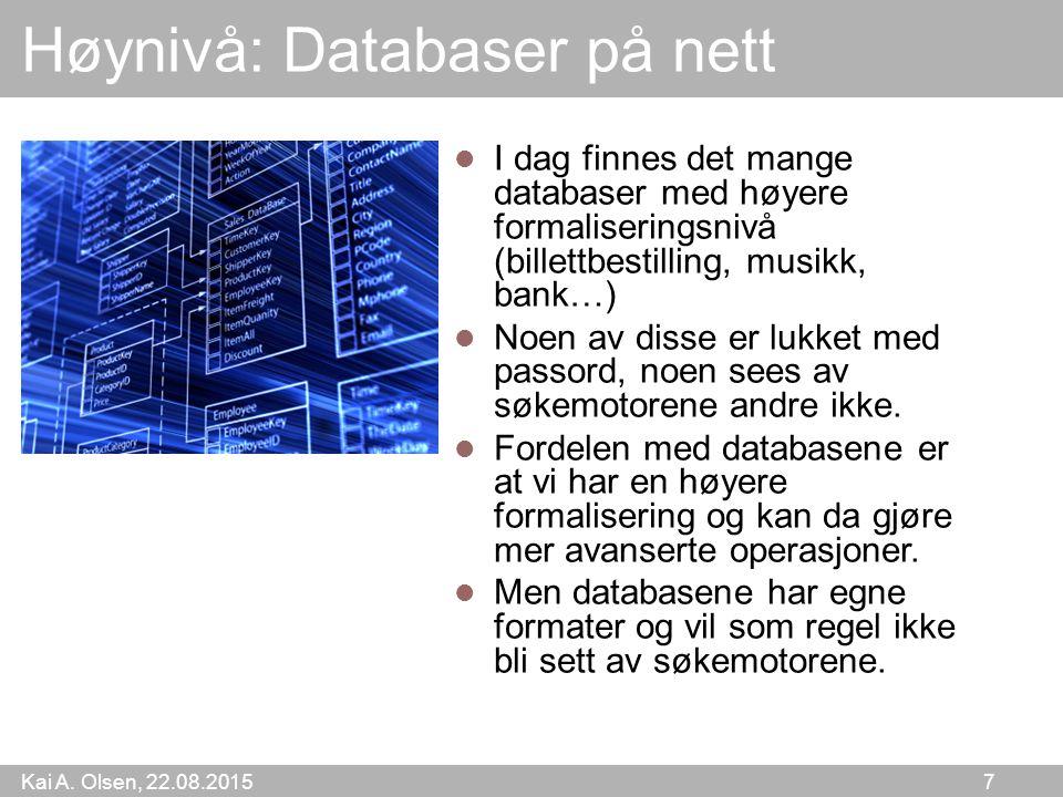 Kai A. Olsen, 22.08.2015 18 Case: Norli/Libris