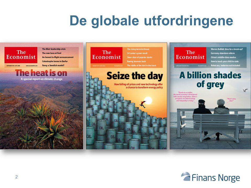 De globale utfordringene 2