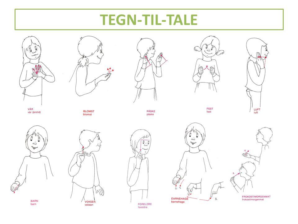 TEGN-TIL-TALE