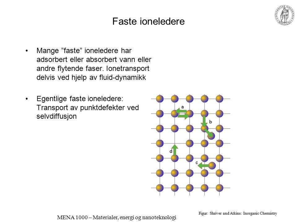 MENA 1000 – Materialer, energi og nanoteknologi Mikroteknologi Millipede