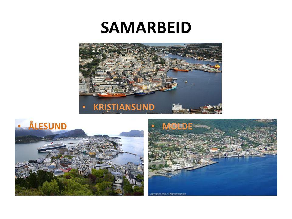 SAMARBEID KRISTIANSUND ÅLESUND MOLDE