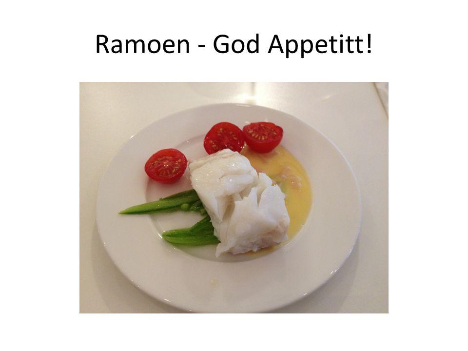 Ramoen - God Appetitt!