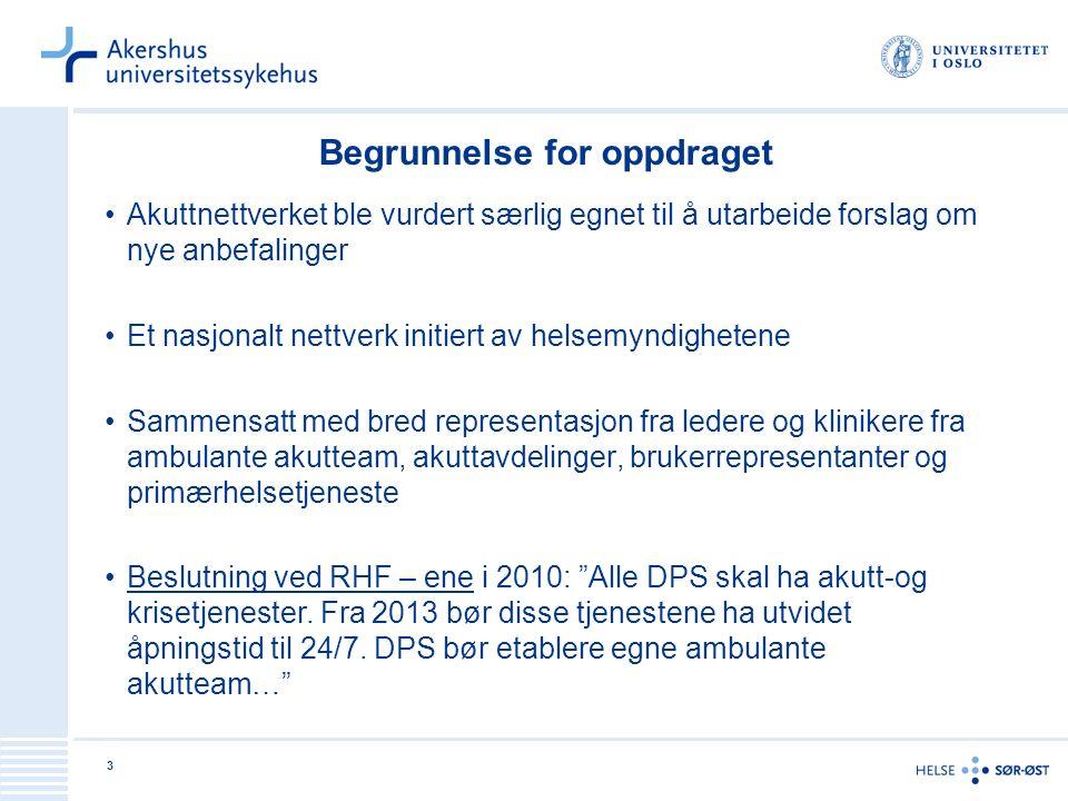 44 Astrid Eidsvik, adm. dir. HSM: De 6 dyreste ordene i HSM er: Slik har vi alltid gjort det!