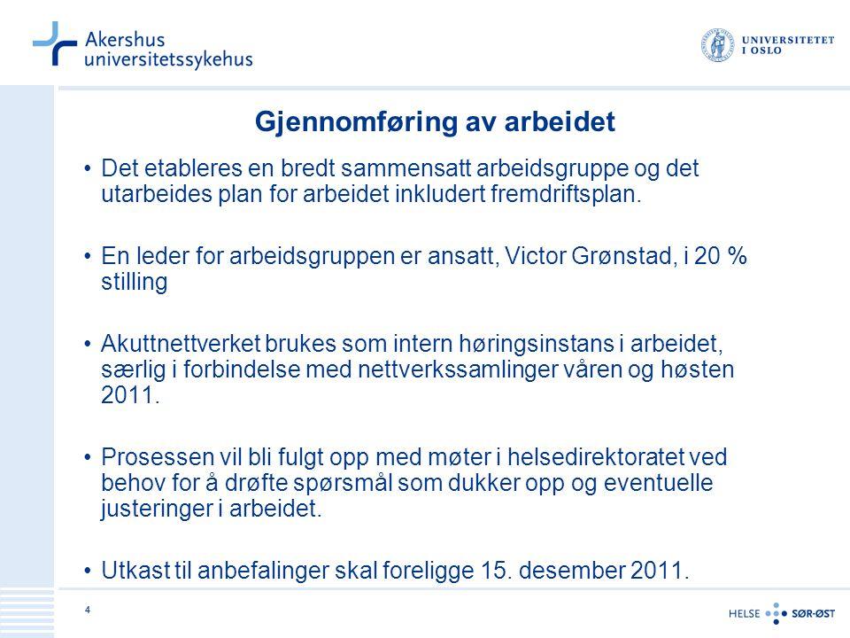 15 I 2006 kom Tiltaksplan for redusert og kvalitetssikret bruk av tvang .