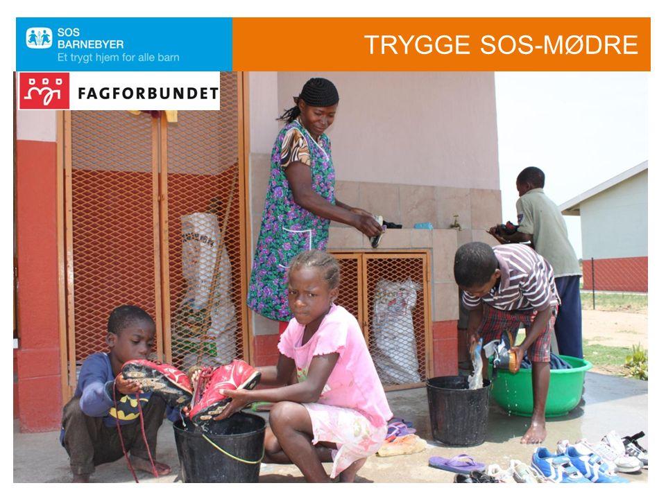 TRYGGE SOS-MØDRE