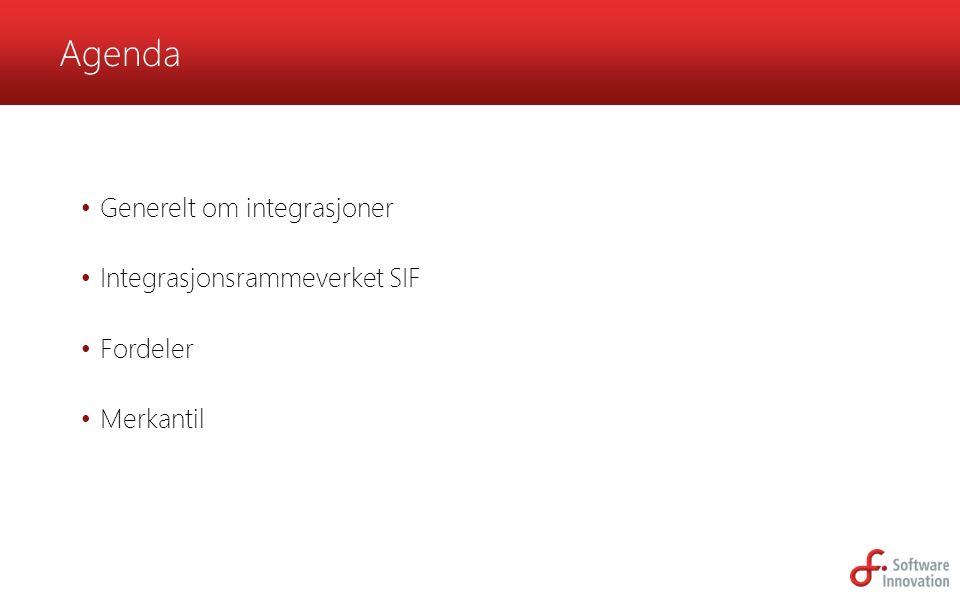 Fagsystem Integrasjoner Org.