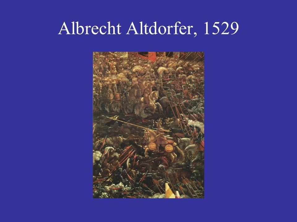 Albrecht Altdorfer, 1529