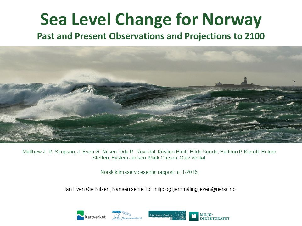 Foredraget i dag 1.Rask oversikt over prosjektet og hovedresultatene 2.Mer detaljert om rapportens deler