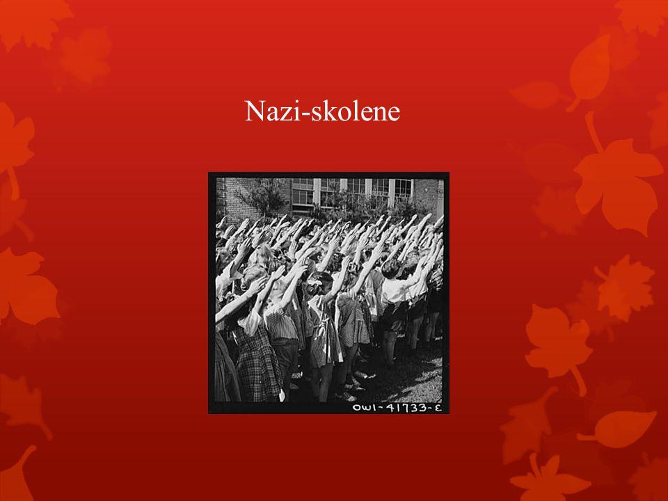 Nazi-skolene