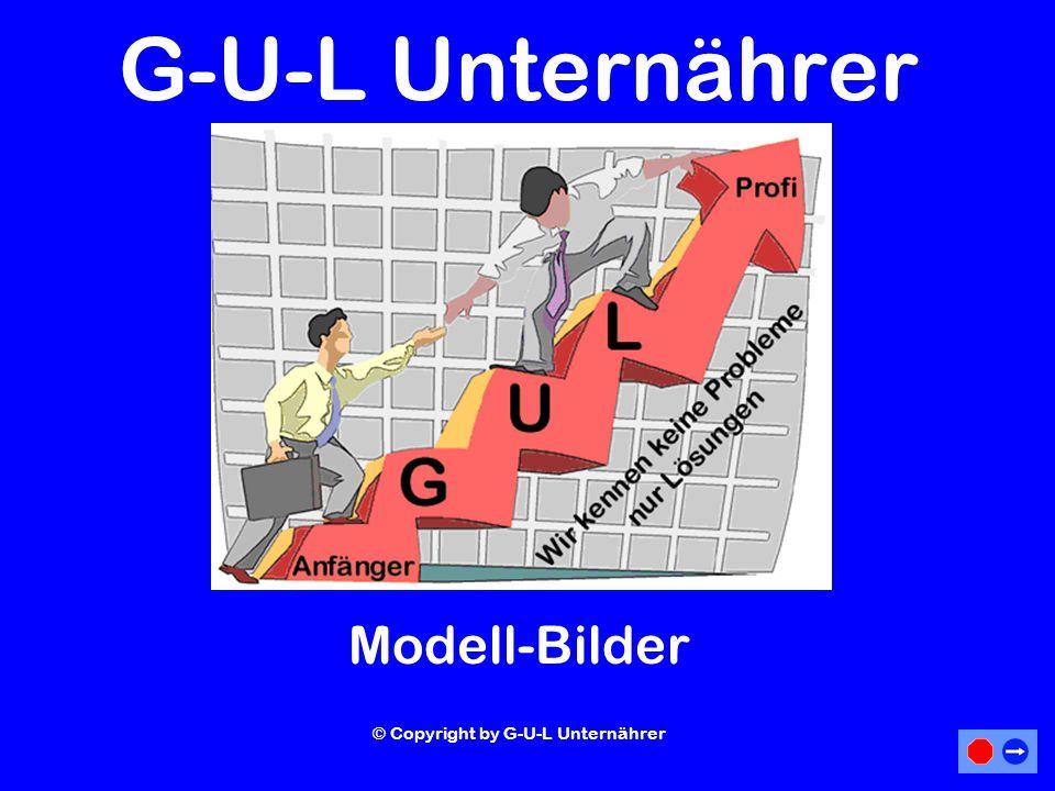 G-U-L Unternährer Modell-Bilder © Copyright by G-U-L Unternährer