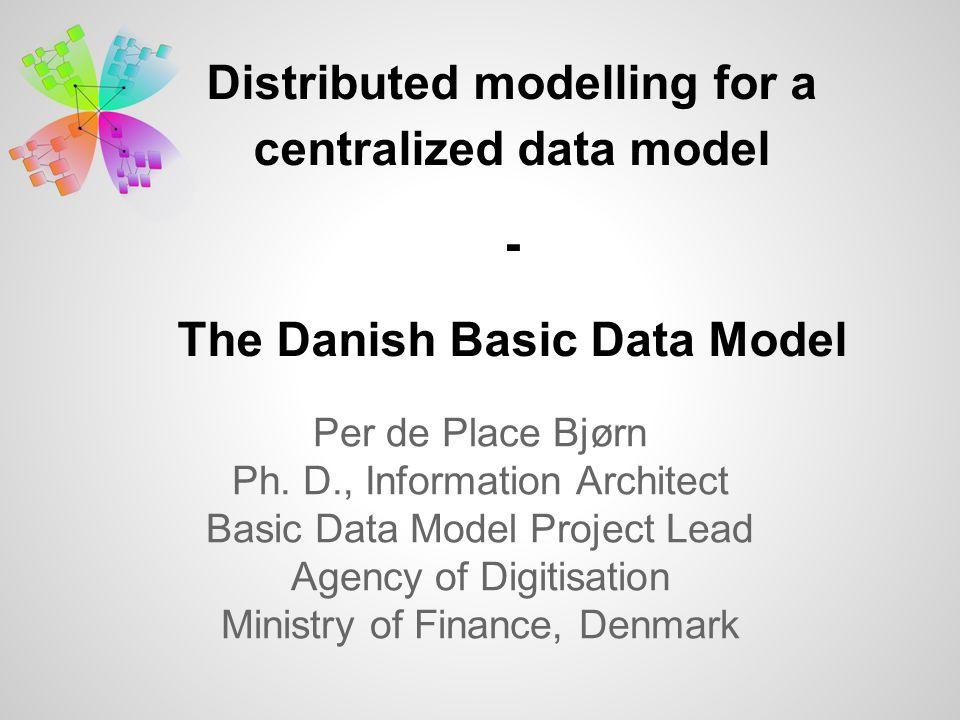 Danish Basic Data Programme