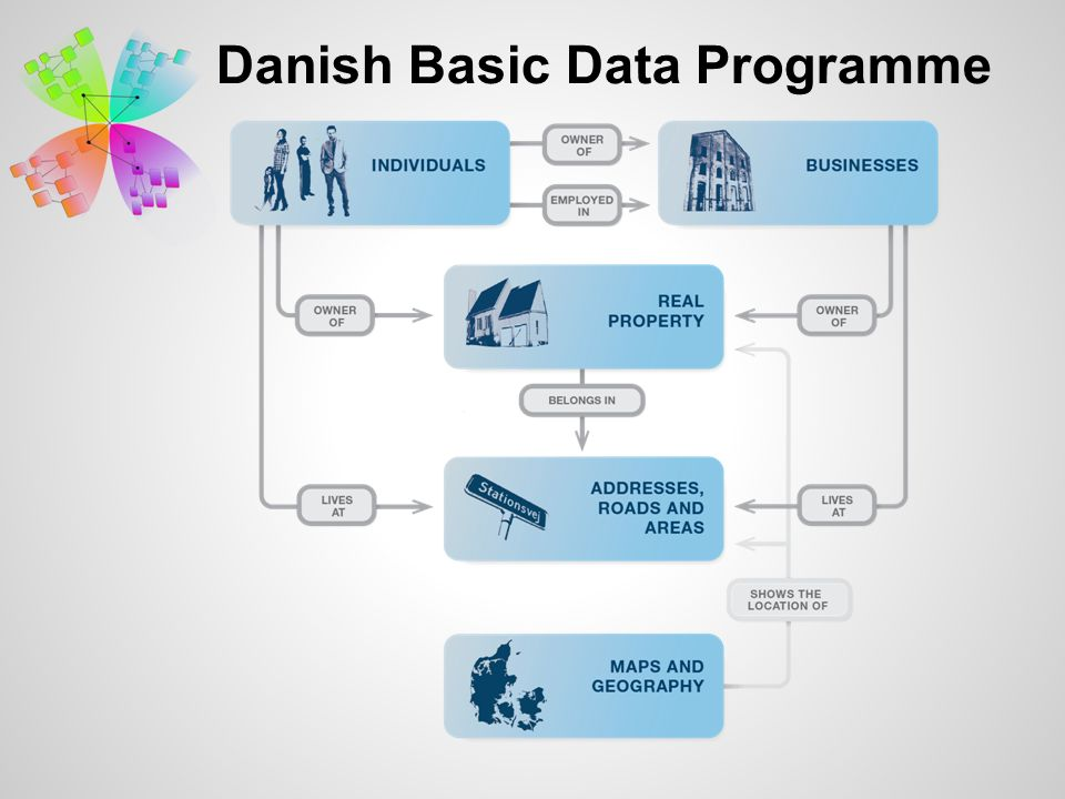 Danish Basic Data Programme