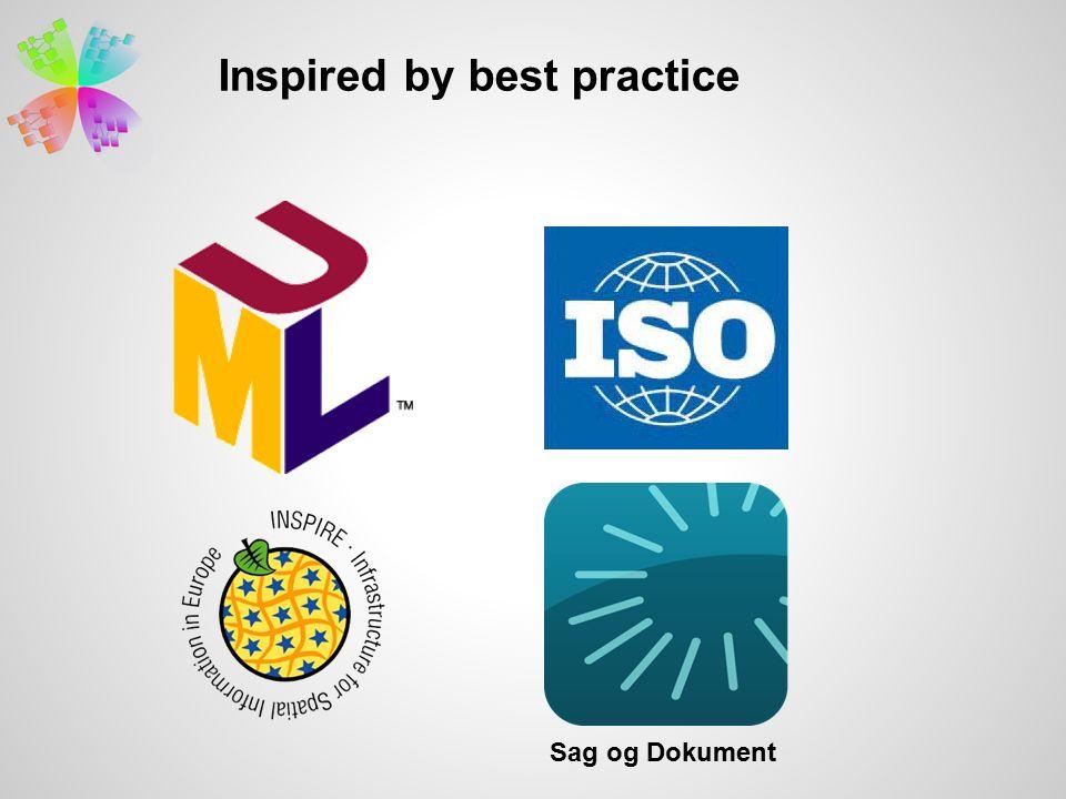Inspired by best practice Sag og Dokument