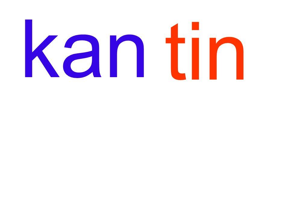 kan tin