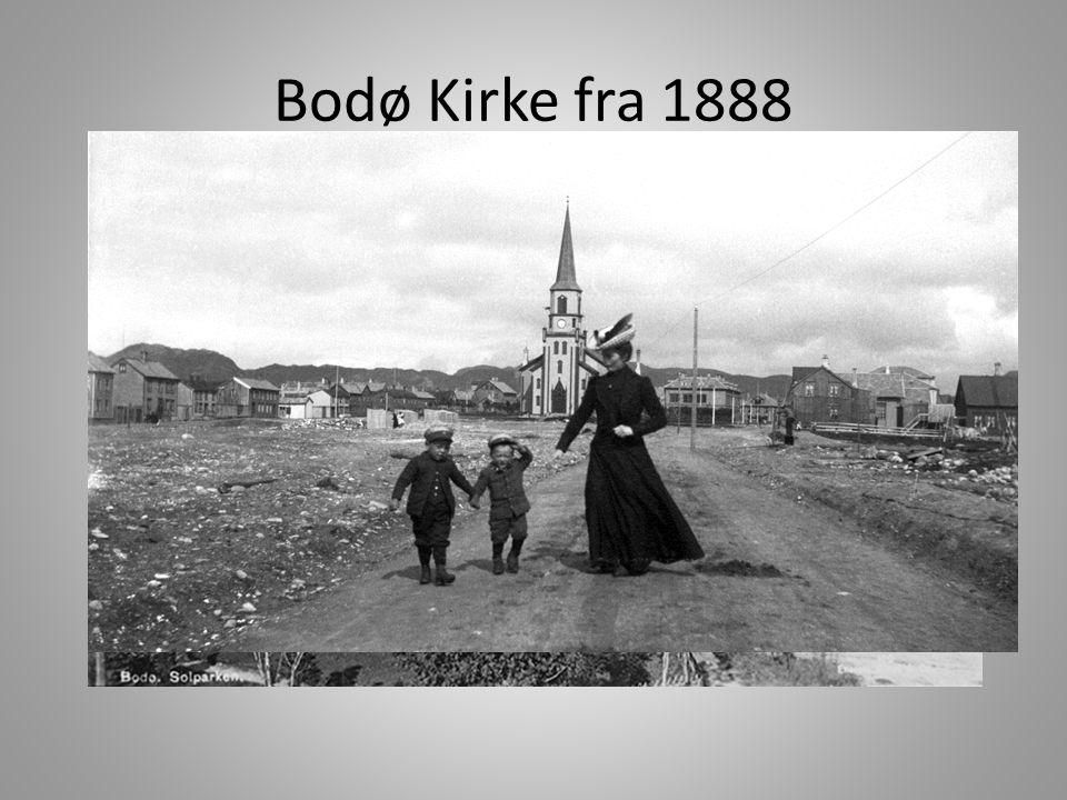 Bodø Kirke fra 1888