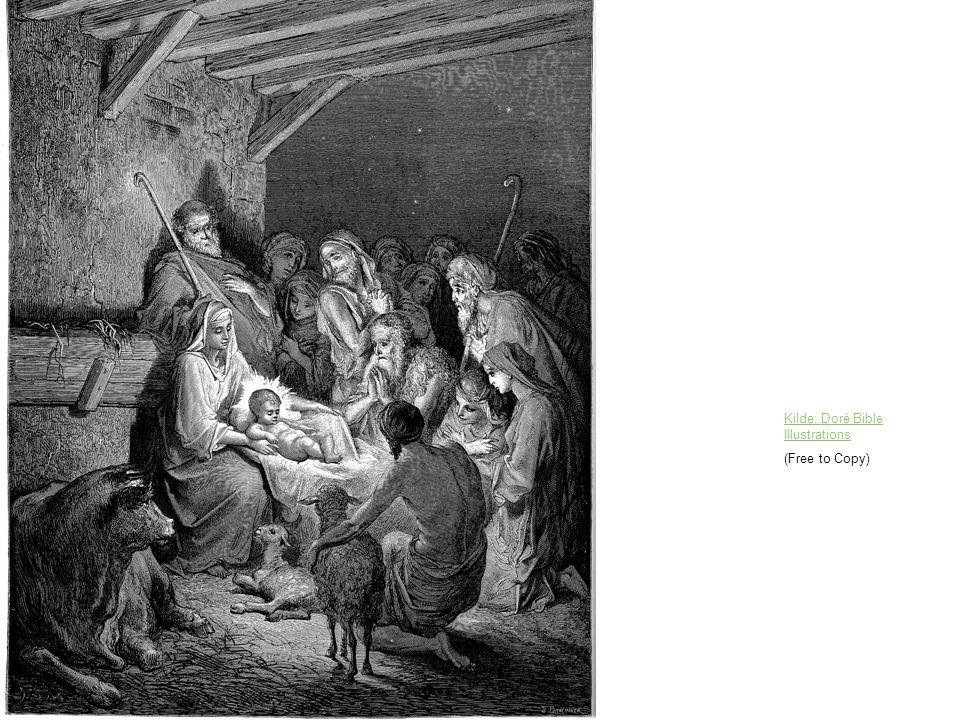 Kilde: Dorè Bible Illustrations (Free to Copy)