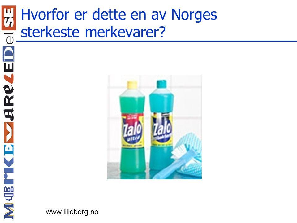 Kundetilfredshet som holdning  Målinger av kundetilfredshet kan vise hvor godt likt et merke er blant eksisterende kunder, her vist med 2007 resultater fra Norsk Kunde- barometer www.kundebarometer.com