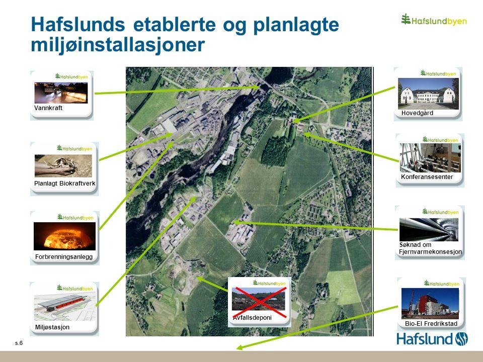 Hafslundbyen i Østfold - et nasjonalt utstillingsvindu