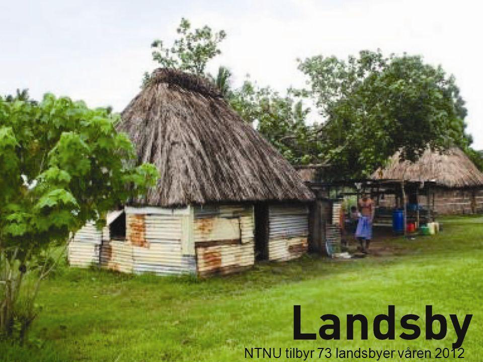 15 www.ntnu.no/eit NTNU tilbyr 73 landsbyer våren 2012
