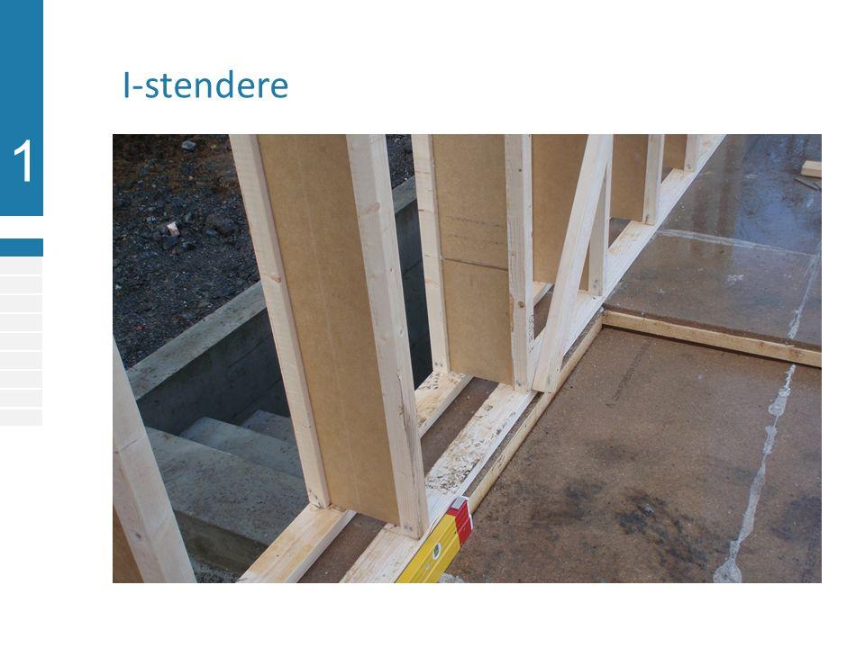 1 I-stendere