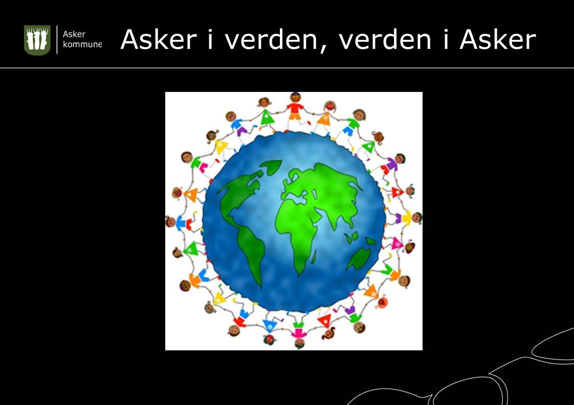 Asker i verden, verden i Asker