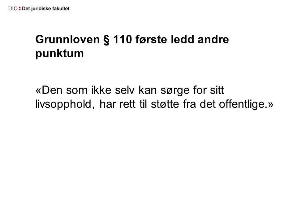 Internasjonale menneskerettigheter ØSK art.